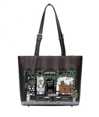 Vendula Gin Bar Shopper Bag