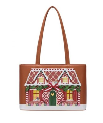 Vendula Gingerbread Shoulder Bag
