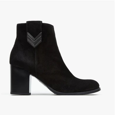Embassy London 'Hallyday' Boot In Black