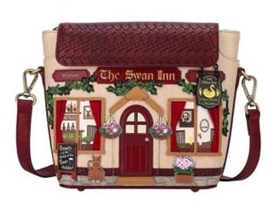 Vendula The Swan Crossbody Bag
