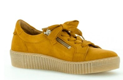 Gabor 'Wisdom' Trainer In The Fabulous Curry Colour