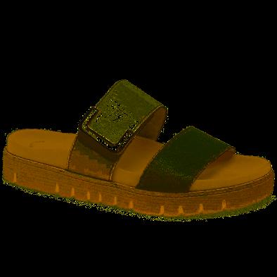 Gabor 'Euphoria' White Patent Sandal