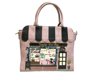 The Wool Shop Tote Bag