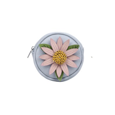Vendula Water Lily Round Coin Purse