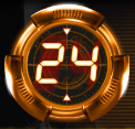Il simbolo Wild della 24 Slot Machine