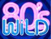 Simbolo Wild Super Eighties Slot Machine