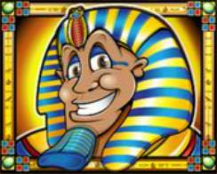 A While On The Nile Slot Machine: simbolo Wild