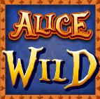 simbolo wild alice nelle meraviglie slot