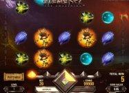modalità avalanche di elements slot machine