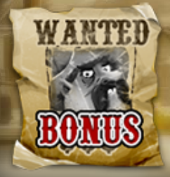 Bandit Saloon Slot Machine: simbolo Wild