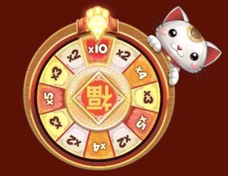 Big Win Cat Slot Machine: simbolo Wild