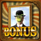 simbolo Bonus della slot machine The Great Art of Robbery