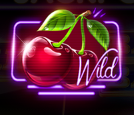 Cherry Trio Slot Machine: simbolo Wild