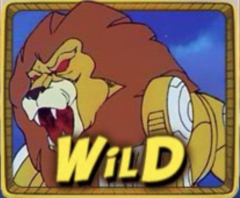 Daltanius Slot Machine: simbolo Wild