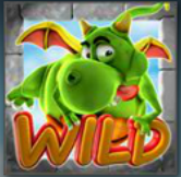 Dragon Drop Slot Machine: simbolo Wild