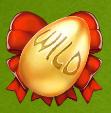 Il simbolo Wild della Easter Eggs Slot Machine