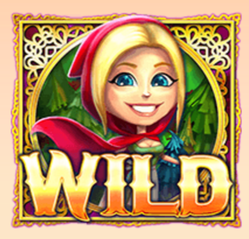 Fairytale Legends Slot Machine: simbolo Wild