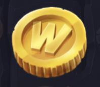 Finny and the Swirly Spin Slot Machine: simbolo Wild