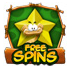 simbolo scatter e free spins di Snake slot machine