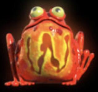 Frog Grog Slot Machine: simbolo Wild