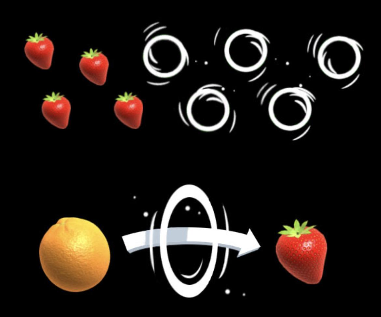 Fruit Warp Slot Machine: simbolo Wild