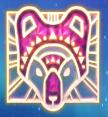 Il simbolo Wild della Glow Slot Machine