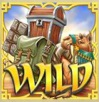 Golden Caravan Slot Machine: simbolo Wild