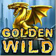 simbolo golden wild di dragon island slot machine
