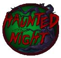 Il simbolo Scatter della slot machine Haunted Night
