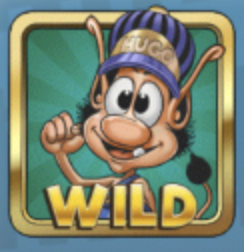 Hugo 2 Slot Machine: simbolo Wild