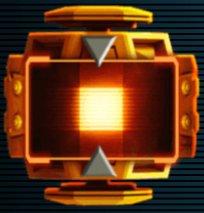 Il simbolo Wild della Incinerator Slot Machine