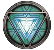 Il simbolo Wild della slot machine Iron Man 3