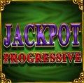 il simbolo jackpot progressive di mona lisa slot