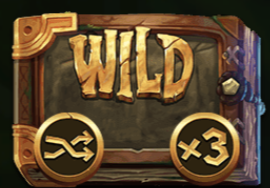 Jungle Books Slot Machine: simbolo Wild