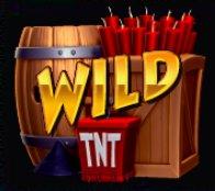 Klondike Fever Slot Machine: simbolo Wild