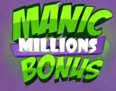 Manic Millions Slot Machine: simbolo Wild