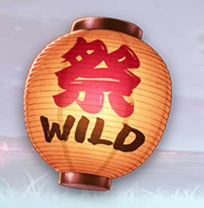 Matsuri Slot Machine: simbolo Wild