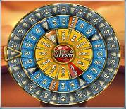 Il bonus game della slot machine Mega Fortune Dreams