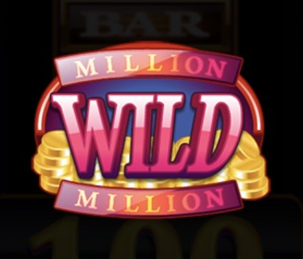 Million Coins Respin Slot Machine: simbolo Wild