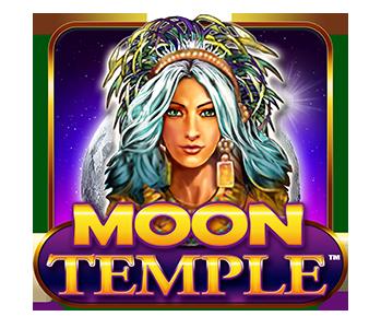 Il simbolo Wild della Moon Temple Slot Machine