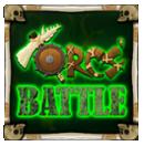 Il simbolo Bonus della slot machine Orc's Battle