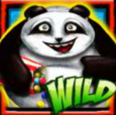 Pandamania Slot Machine: simbolo Wild