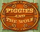 Il simbolo Scatter della slot machine Piggies and the Wolf