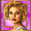 Il simbolo principessa della slot machine Golden Godness