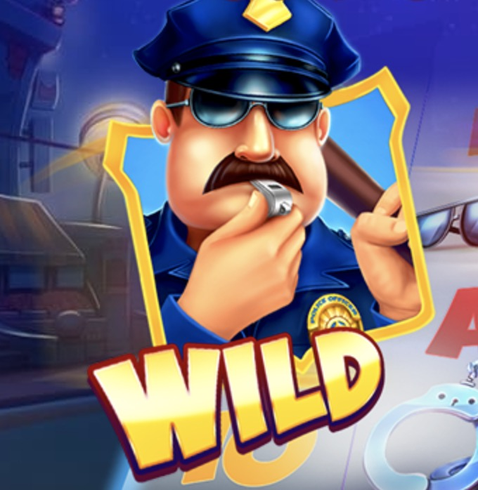 Reel Heist Slot Machine: simbolo Wild