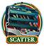 simbolo scatter e free spins di Alaskan Fishing slot machine