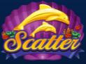 Il simbolo scatter della slot machine Dolphins Quest