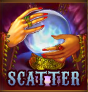 Simbolo Scatter Fortune Teller Slot Machine