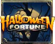 simbolo scatter di Halloween Fortune slot machine