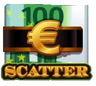 Il simbolo Scatter della slot machine High Society